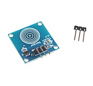 tocar módulos de sensor táctil yfrobot sensor interruptor táctil interruptor de arduino