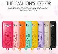Leiers Dimicat case pu leather and tpu following whole package case for Samsung Grand Prime/G530/G5306W