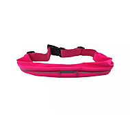 Sports Belts Double Zipper Phone Bag for Sports/Cycling/Yoga and Fishing-For Iphone6(Assorted Color)