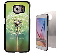 Make A Wish Design Aluminum High Quality Case for Samsung Galaxy S6