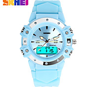 SKMEI Men and Women's Waterproof Luminous Multi-function Electronic Watch Student Sports Outdoor Watch (more colors)