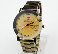 tendenza moda orologio da polso peculiare delle donne