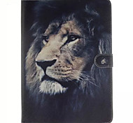 Lion Pattern PU Leather Protective Sleeve For Samsung Galaxy T800/ T700 /T550 /T530/T350/T330/T310/T230/T110