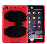 Newest waterproof shockproof dirtproof Case shell +Belt Clip Holster For iPad mini 3/2(Assorted Color)