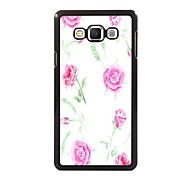 Rose Design Aluminum High Quality Case for Samsung Galaxy A3/A5/A7/A8