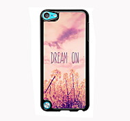 Dream On Design  Aluminum High Quality Case for iPod Touch 5