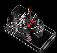 Transparent Acrylic Cosmetic Boxes of Many Specifications