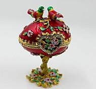 Double Bird Wedding Gift Box Jewelry Box Trinket Box