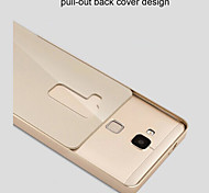 Beittal® Metal Frame Metal Bumper with PC Back Cover Phone Case for HUAWEI Ascend MATE 7 Mate 7 (Assorted Color)