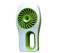 usb mini ventilador portátil de arrefecimento reposição recarregável enevoado bateria ventilador de refrigeração hidratante para o