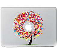 дерево любви Декоративные наклейки кожи для MacBook Air / Pro / Pro с сетчатки дисплей