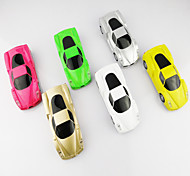 Car 8000mAh External Battery for iphone6 6P Samsung  HTC and other Mobile Devices(Gold/Sliver/White/Yellow/Green/Rose)