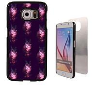 cat design aluminium hoge kwaliteit case voor de Samsung Galaxy s6