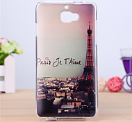 Eiffel Tower Pattern TPU Soft Case for Coolpad F1 8297