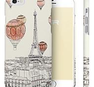 ESR® Illustrators Series Cute Love Pen Drawing Paris Ballon Hard Back Case for iPhone 6 (Fascinating Paris)