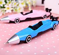 1PC Movement Car Ballpen Plastic Shcool Car Shape Ballpoint Pen