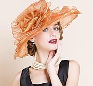 Women Party Summer Bowler/Cloche Hat