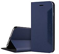 ESR® Intelligent Series Premium PU Leather Blue Wallet Case Microfiber Interior Business Style w Card Slot for iPhone 6