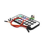 Raspberry Pi Encoding IR RC Module + 1838T+N Receiver Set - Green + Black