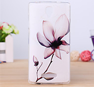 Flower Pattern TPU Soft Case for Oppo R831S