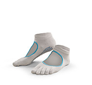 Non-Slip Backless Five Fingers Yoga Socks