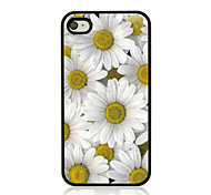 daisy Leder Venenmuster Hard Case für iPhone 4 / 4s