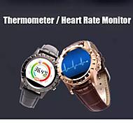 T2 Wearables Smart Watch/Bluetooth 4.0 Hands-Free Calls/Message Control/Camera Control /Activity Tracker/Sleep