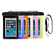 PVC Waterproof Case  Phone Bag Pouch Dry for  iPhone 6(Assorted Colors)