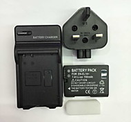 UK/EU 8.4V EN-EL14/EL14A Charger +(1PCS)Battery  for Nikon D3200 D3100 D5100P D5200 D5300 P7800 P7000