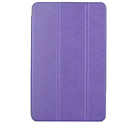 Top Quality PU Leather Flip Full Body 3 Stand Case for Samsung Galaxy Tab E 9.6 (Assorted Colors)