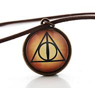 Vilam® Yellow Magic Magic Circle Star Time Gem Cabochon Necklace