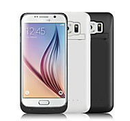 4000mAh External Portable Backup Battery Case for Samsung Galaxy S6edge (Assorted Colors)