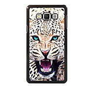 The Leopard Design Aluminum High Quality Case for Samsung Galaxy A3/A5/A7/A8