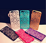 Fashion Case for iPhone 5 Vintage Damask Flower Hard Floral Plastic Cases Skin Cover for iPhone 5 5s
