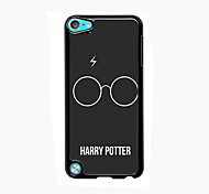 The Glasses Design Aluminum High Quality Case for iPod Touch 5