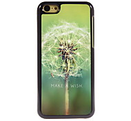 Make A Wish Design Aluminum High Quality Case for iPhone 5C