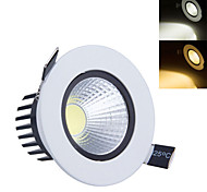 1 pcs Ding Yao 6W 1LED COB 150-200LM Warm White/Cool White Dimmable Ceiling Lights AC 85-265V