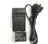 UK/EU/AU 8.4V EN-EL14/EL14A  Charger +(1PCS)Battery  for Nikon D3200 D3100 D5100P D5200 D5300 P7800 P7000