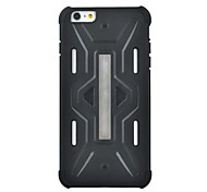 Kinston® Diamond Series Armor Pattern Stainless Steel Popular Brands Hard Back Case for iPhone 6