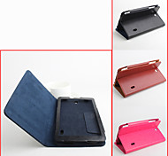 Originalleder-Kastenabdeckung Standplatzfall für Chuwi VI7 Tablet PC