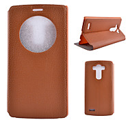 Multicolor PU Leather Phone Case For LG G3 /G4 /G3 Mini (Assorted Colors)