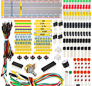 Arduino Tutorial Workshop Component Package