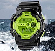 SKMEI Men's Waterproof Multi-function Luminous Electronic Watch Boy Student Sports Outdoor Watch (more colors)