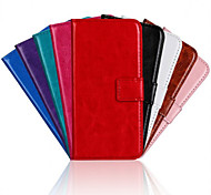 YMX-Solid color Light Surface PU Leather Full Body Wallet Protective Case for Huawei Ascend G620s (Assorted Colors)