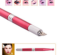Professional 3D Permanent Makeup Eyebrow Manual Pen Positioning Pen Tattoo  Machine Pen Rack DSH-0023