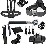 Accessori GoPro Sacchetti / Vite / Con bretelle / Impugnature / Montaggio / Accessori Kit Sci di fondo, Per-Action cam,Gopro Hero1 /