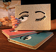 Charming Big Eyes PU Protective Case Cover with Stand for iPad mini 1/mini 2/mini 3(Assorted Colors)