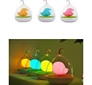 neue Neuheit USB-Lade 5 Stunden anhaltende Touch-Dimmer Vogelkäfig-Nachtlicht Lampe