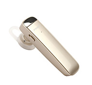 Pisen Earplug-type Stereo Bluetooth 4.0 Headset  LE005 Noise Cancelling Connect 2 Devices Simultaneously Champagne Gold