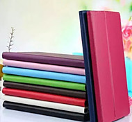 10.1 Inch Lichee Pattern High Quality PU Leather Case with Stand for Asus ZenPad 10(Z300C)(Assorted Colors)